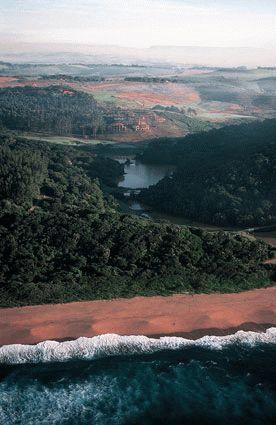 Durban - Fairmont Zimbali Resort : 5 Star ex Johannesburg
