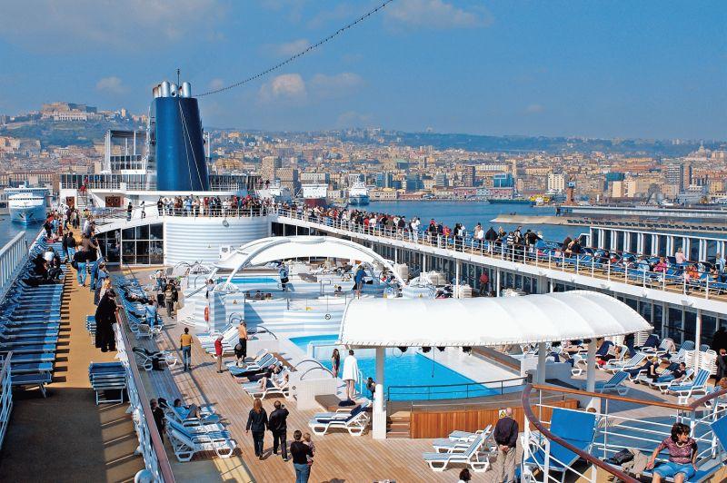 7-Night Portuguese Island Cruise : MSC Sinfonia