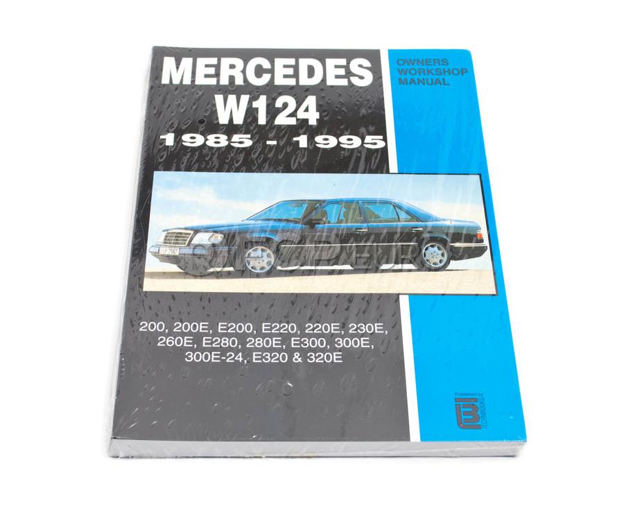 mercedes 300e repair manual free download