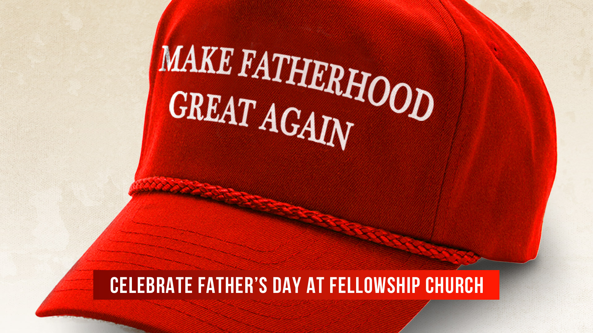 Make Fatherhood Great Again!