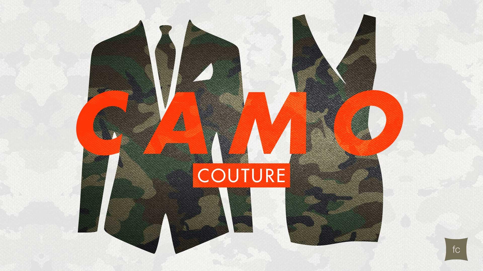 Camo Couture