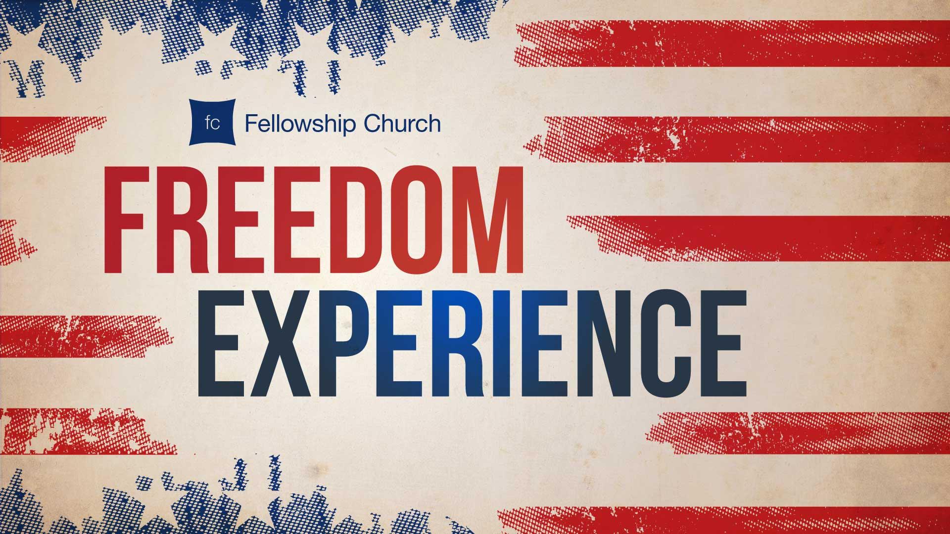Freedom Experience 2015