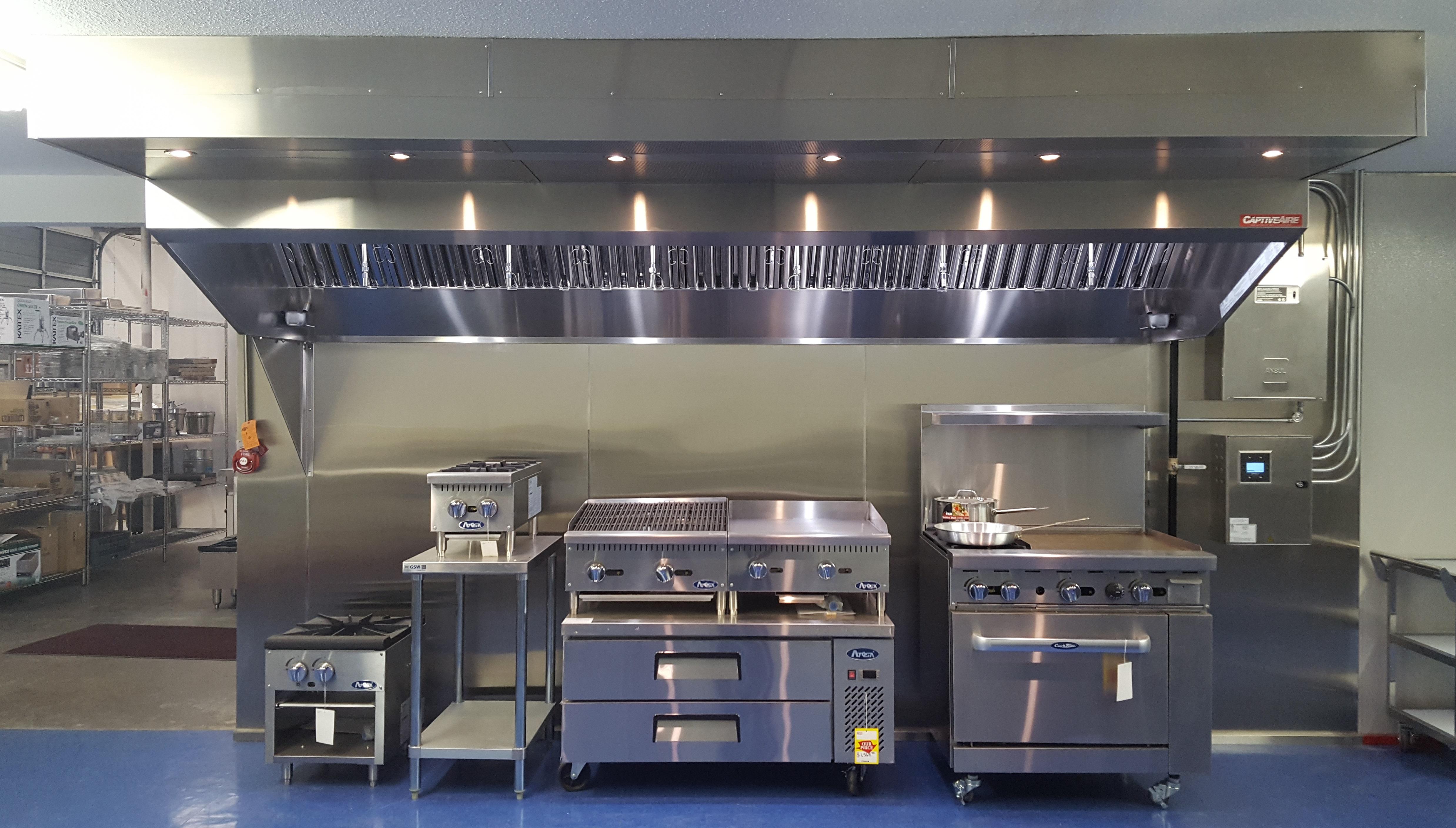 Restaurant Exhaust Fan Installation Service Creswell Oregon