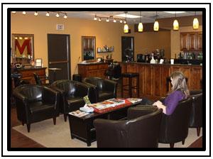 Montage Salon Building Located in Amarillo Texas