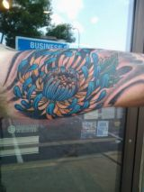 Tattoo by Nick