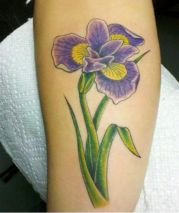 Tattoo done by Bo