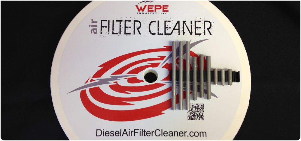 WePe Industry Diesel Air Filter Woonsocket SD