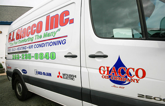 Giacco G J Oil Inc - Meriden, CT