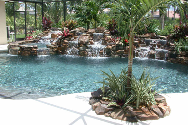 waterfalls in florida that you can swim pool naples falls stone company us highway fort pierce fl
