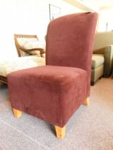 Maroon Chair