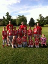 10U - 3rd Place Figtn Fillies