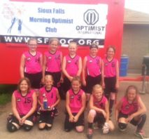 10U- 4th Place Hearbreakers
