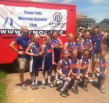 10U- 1st Place Swat Energy