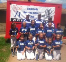 10U - 2nd Place Twisters