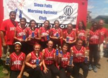 12U- 2nd Place Angels