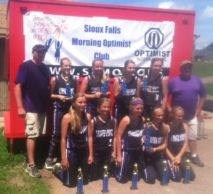 14U - 1st Place Cobras