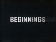 Beginnings