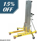 Sumner 2010 Material lifts. 15% sale