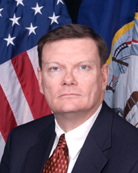 Navy CIO Terry Halvorsen