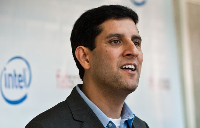 Former U.S. Chief Information Officer Vivek Kundra (photo copyright FedScoop)