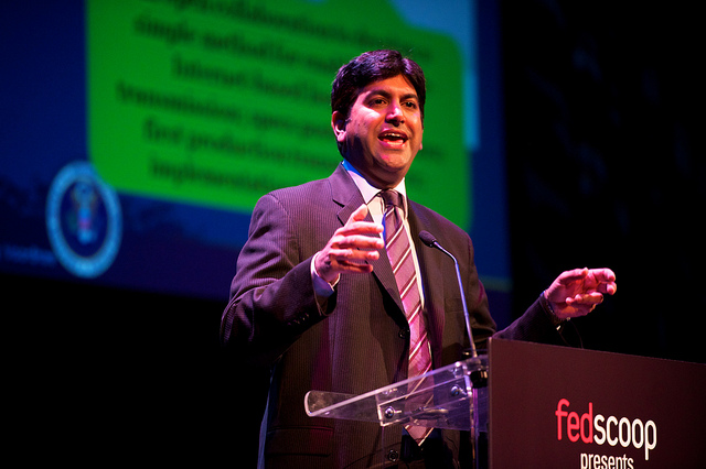 U.S. Chief Technology Officer Aneesh Chopra at FedTalks 2011