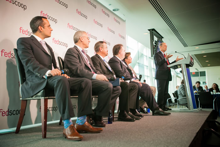 FedScoop's 3rd Annual Cloud Shoot-Out & CyberSecurity Summit, May 2, 2012, at The Newseum in Washington, D.C.