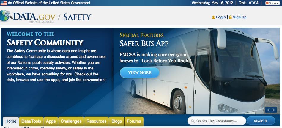 Source: safety.data.gov