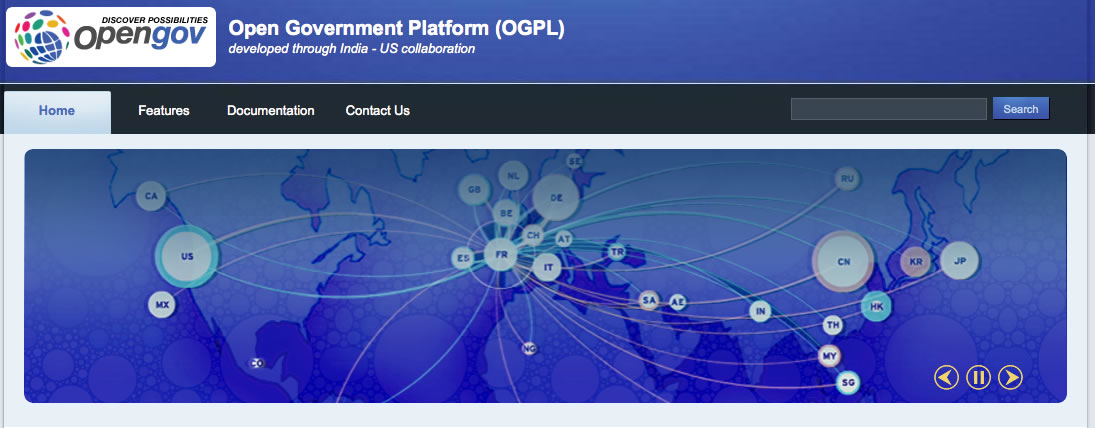 Open Government Platform
