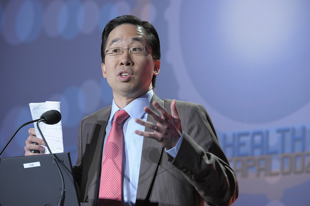 U.S. CTO Todd Park Photo: Institute of Medicine
