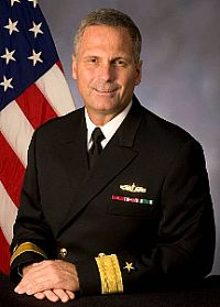 Vice Admiral James Syring