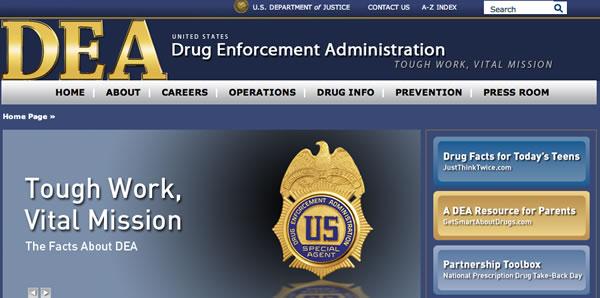 DEA.gov