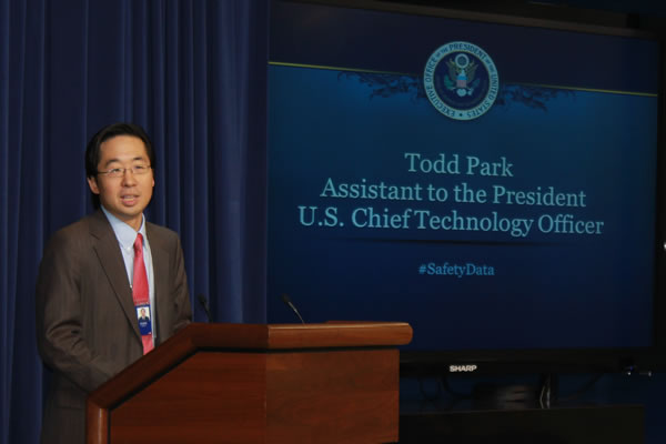 U.S. Chief Technology Officer Todd Park (Photo: FedScoop/David Stegon)