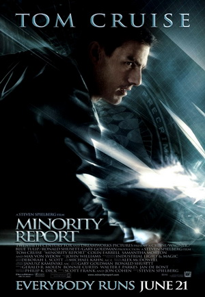 Minority Report (Source: Wikipedia)