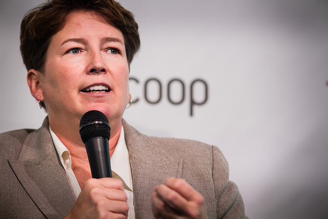 Microsoft Federal Chief Technology Officer Susie Adams (Photo: FedScoop)
