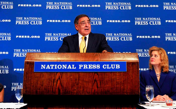 Secretary of Defense Leon Panetta (Photo: DOD)