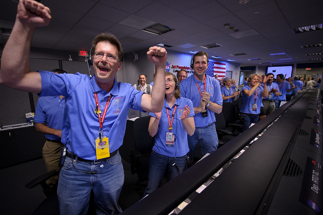 nasa staff at work - photo #5