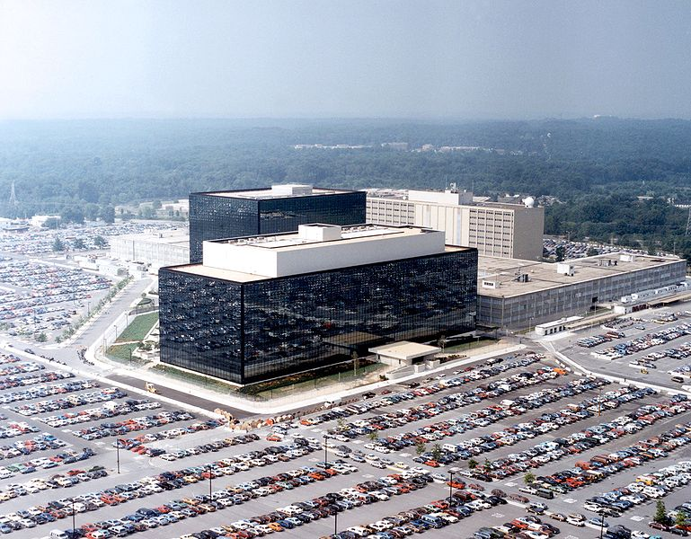 NSA Headquarters in Fort Meade, Md. (Photo: Wikipedia)