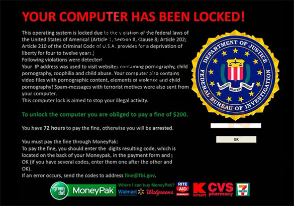 FBI responds to new virus scam