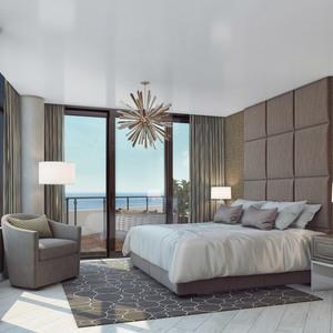 South beach bedroom