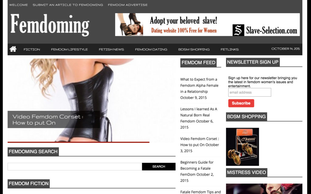 femdoming