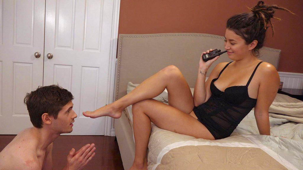 dominant female instructor