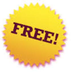 Free circle star
