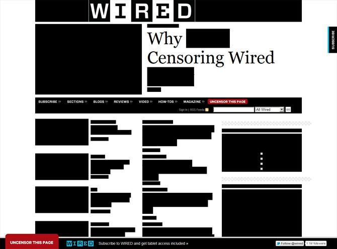 Anti SOPA - Wired
