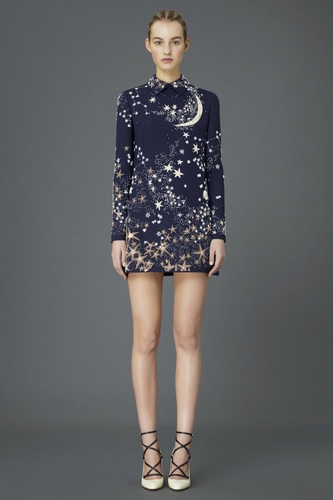 2015 trend alert fashion goes interstellar fiat physica for Space pattern clothing