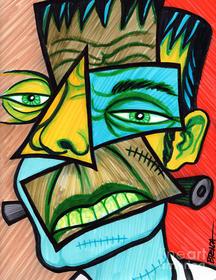 Frankenstein-painting_brenda-kato.full