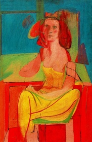 De_kooning_red_yellow_portrait.full