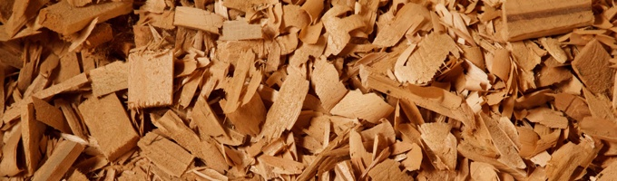 Rebuilding image of wood chips