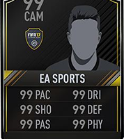 What are FIFA 17 Dynamic Card?