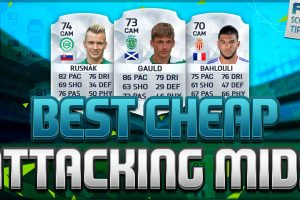 Best Centre Attacking Midfielders in FIFA 17 Career Mode