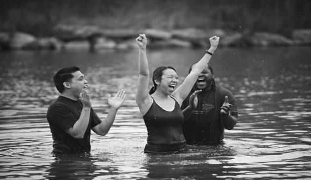 Missional Community Baptism